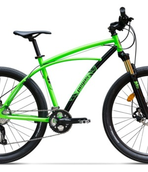 Pegas Mountain Bike Drumet Verde Neon